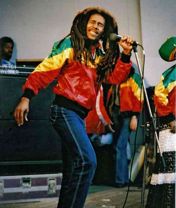 Stil Bob Marley