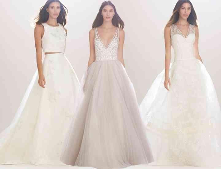 Colecția de rochii de mireasă Carolina Herrera toamna 2016