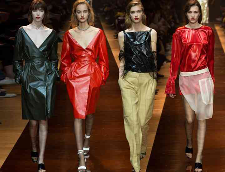 Colecția Nina Ricci primăvară 2016 – Paris Fashion Week