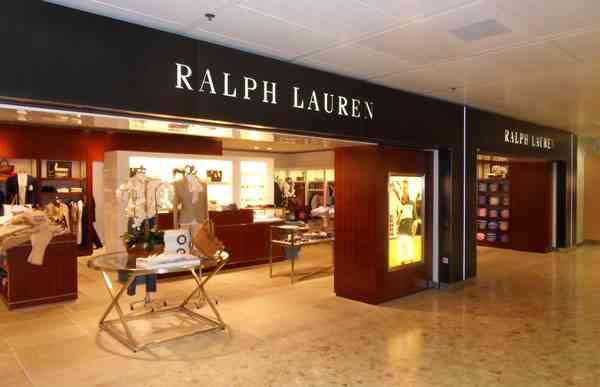 Ralph Lauren magazin