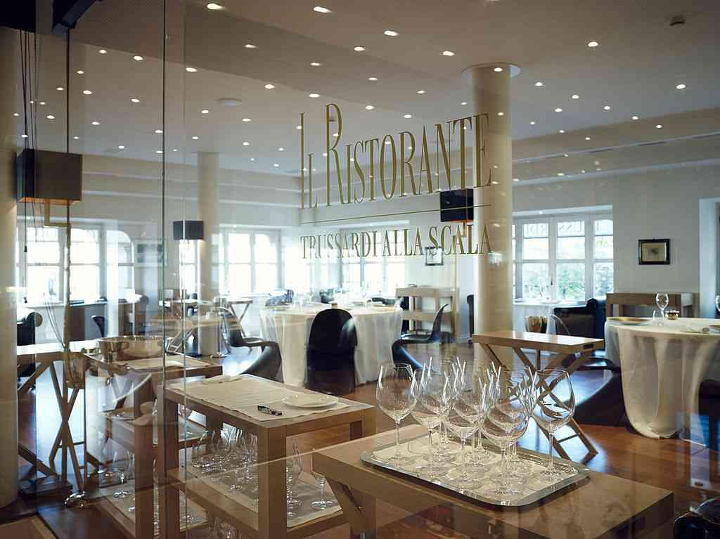 Restaurantul Trussardi alla Scala