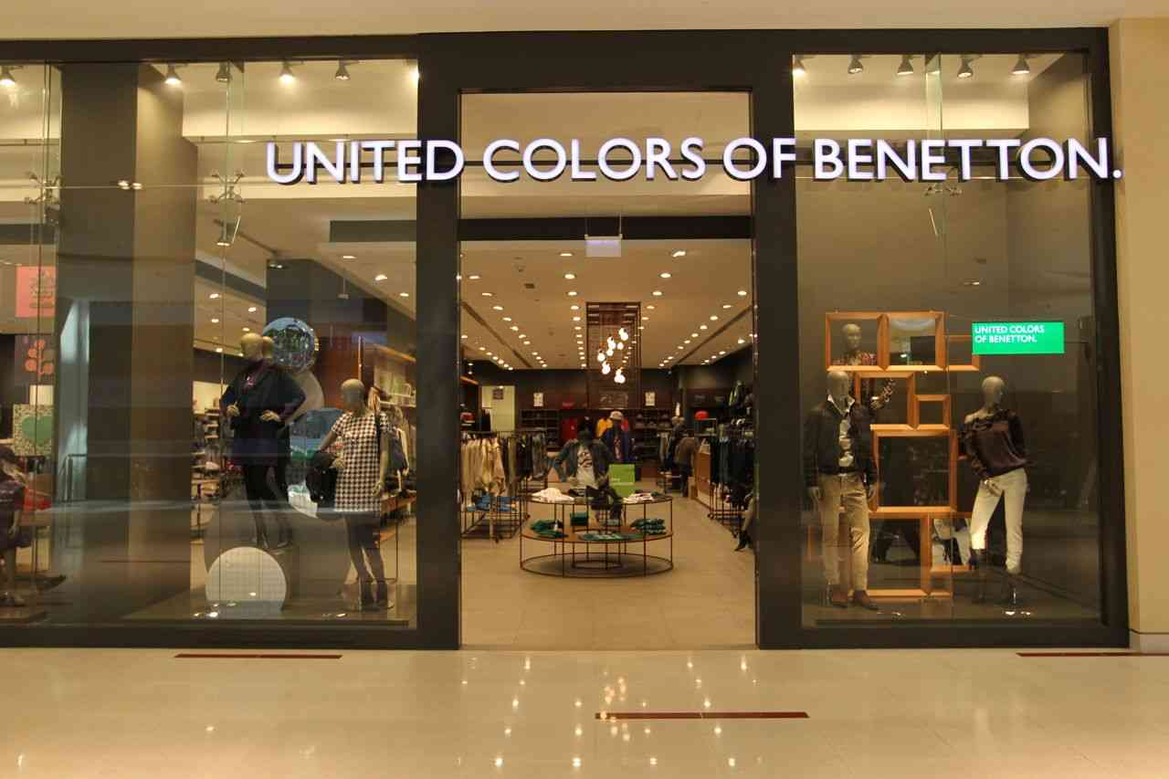 United Colors Of Benetton magain