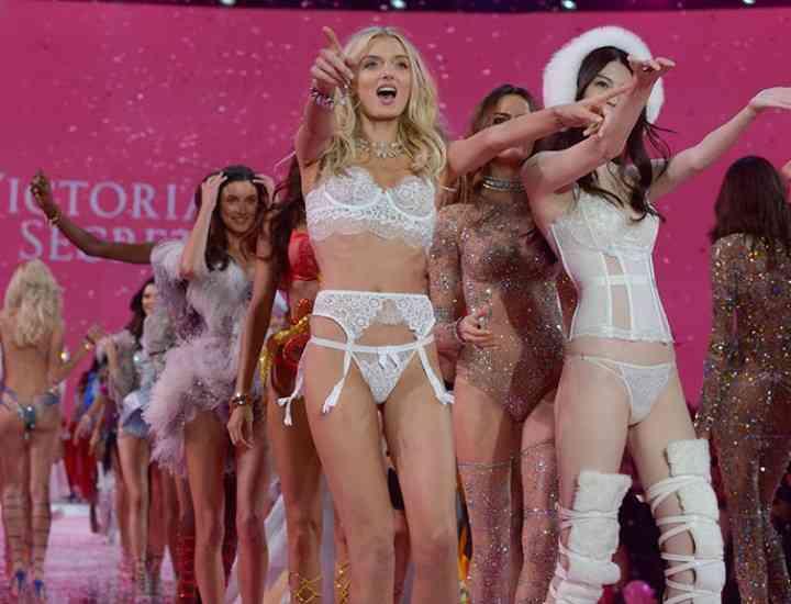 Victoria's Secret Show 2015-2016