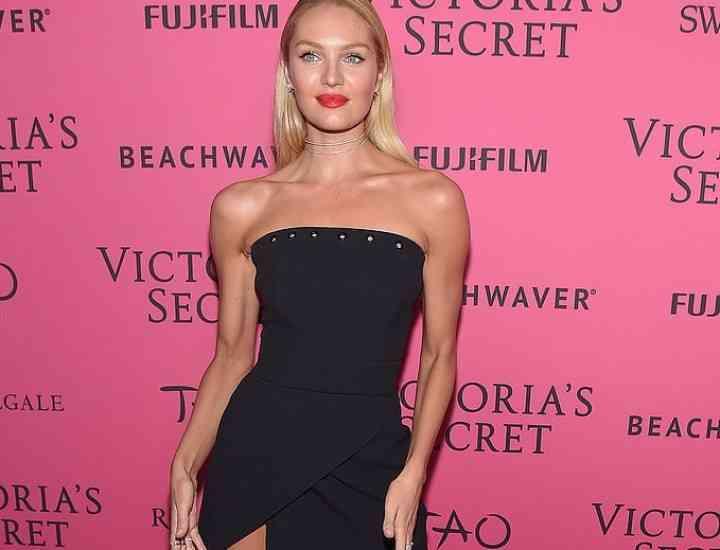 Pe covorul roz de la petrecerea Victoria Secret au pășit invitate în ținute senzuale