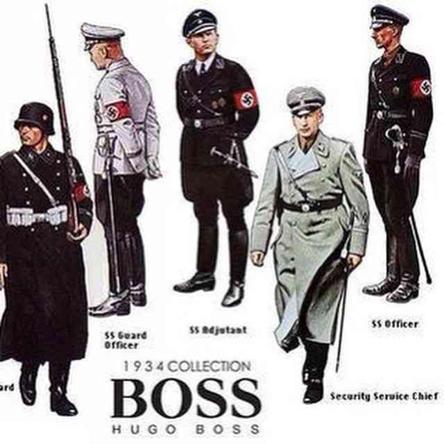 colectia hugo boss