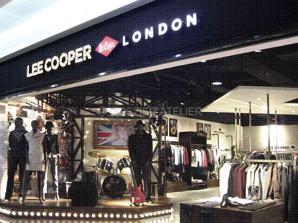 lee cooper magazin