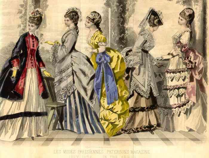 moda victoriana