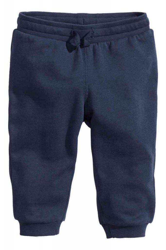 pantaloni molton