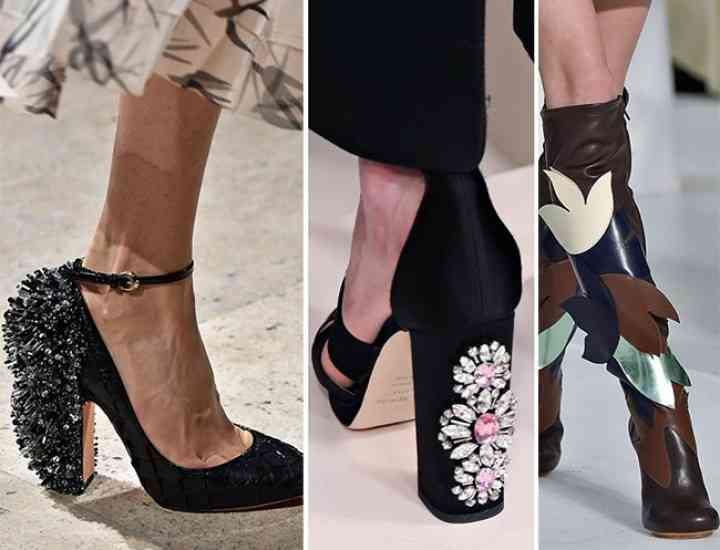 Pantofi la modă 2016