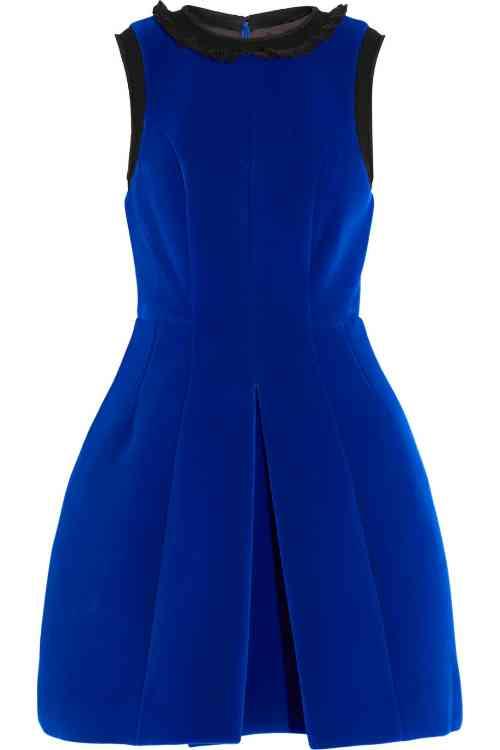 rochie albastru