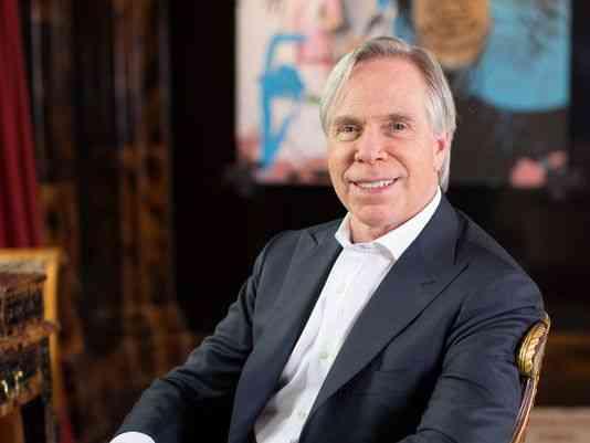 Tommy Hilfiger, fondatorul brandului Tommy Hilfiger