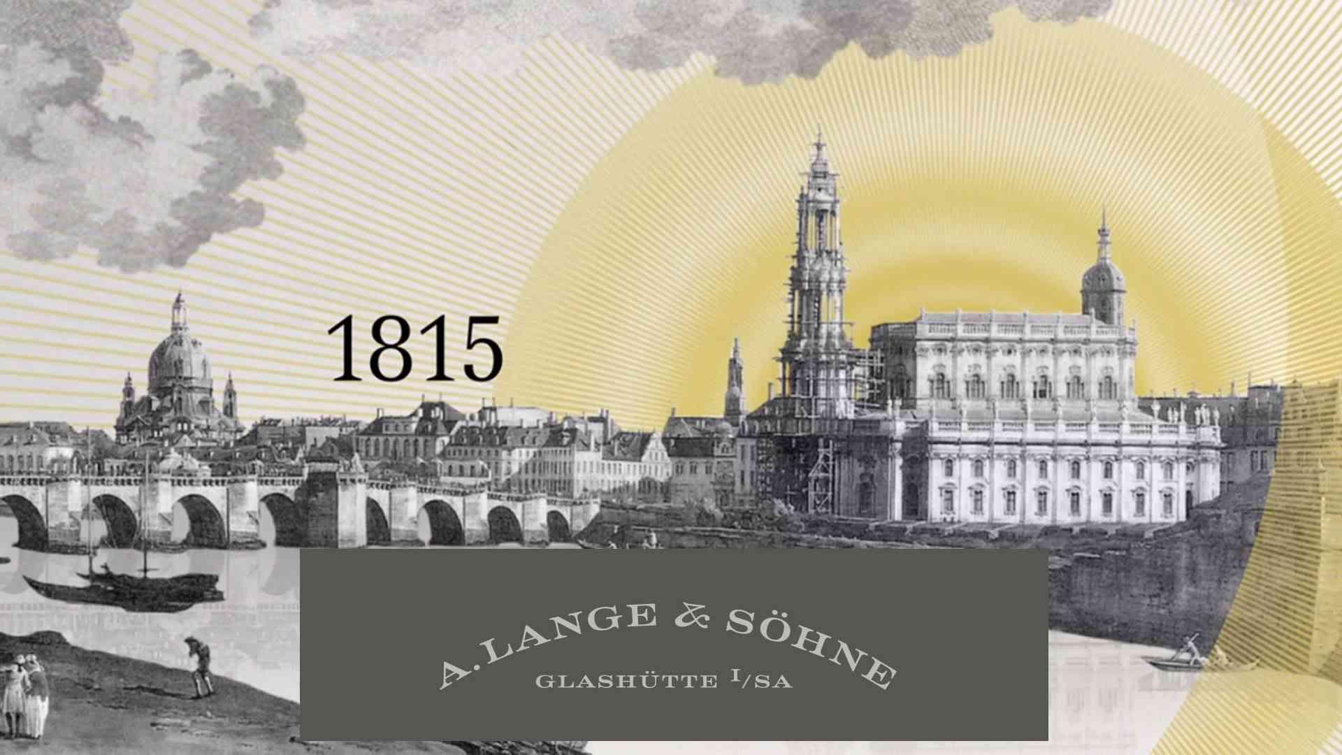 A. Lange & Söhne fabrica
