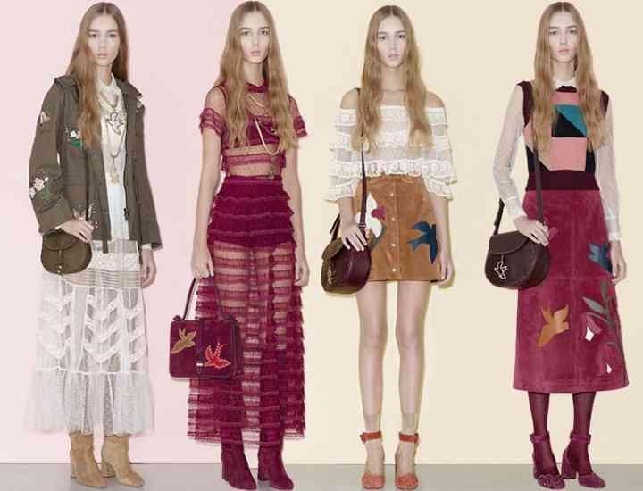 Colecția pre-toamnă RED Valentino 2016