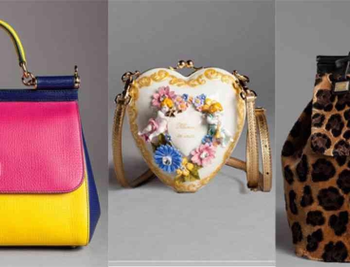 Dolce & Gabbana oferă o colecție de accesorii pentru sărbători