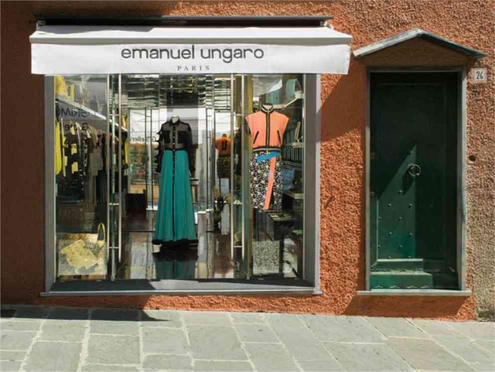 Emanuel Ungaro magazin