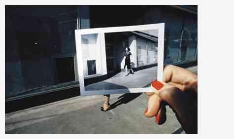 Guy Bourdin fotografie