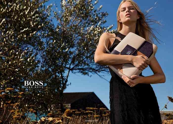 Hugo Boss campanie 2016