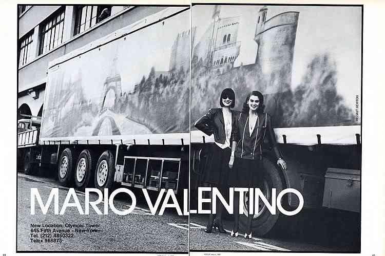 Mario Valentino brand