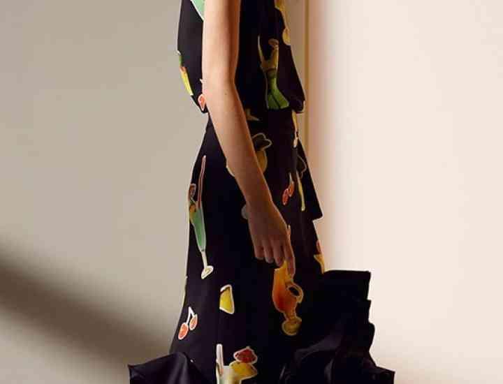 Colecția Victoria by Victoria Beckham pre-toamnă 2016