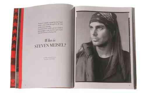 Steven Meisel book