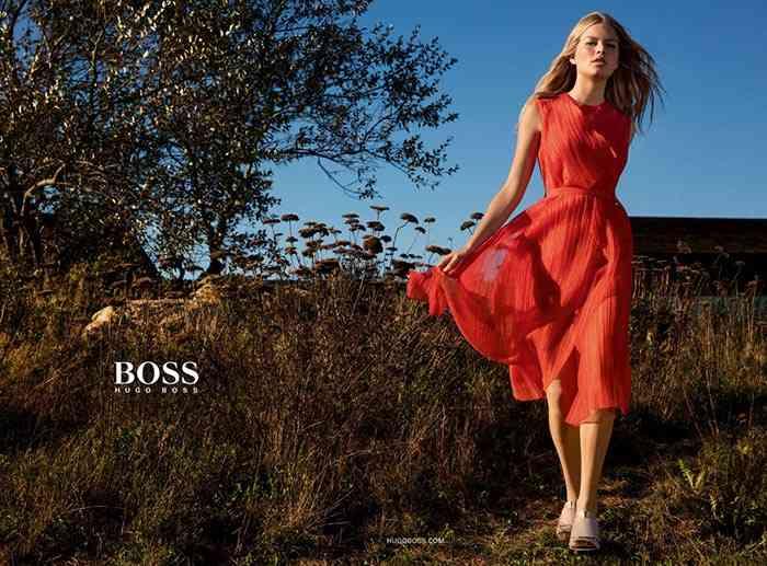 campania Hugo Boss