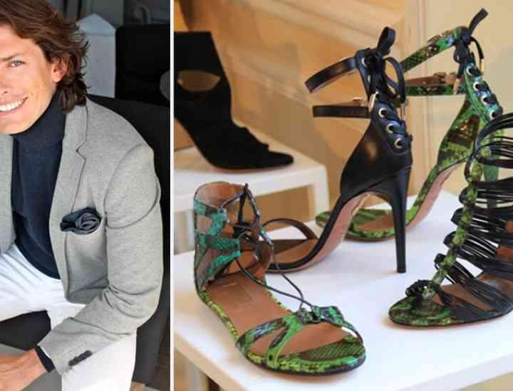 Pantofii Aquazurra, un motiv pentru succes