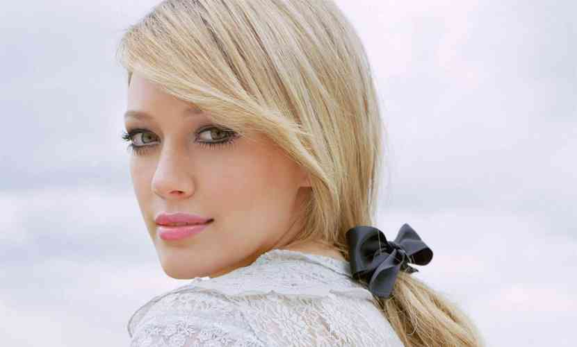 fond de ten blonde