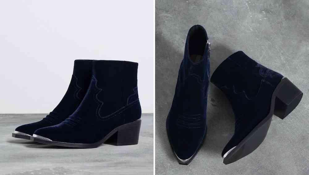 pantofi bershka