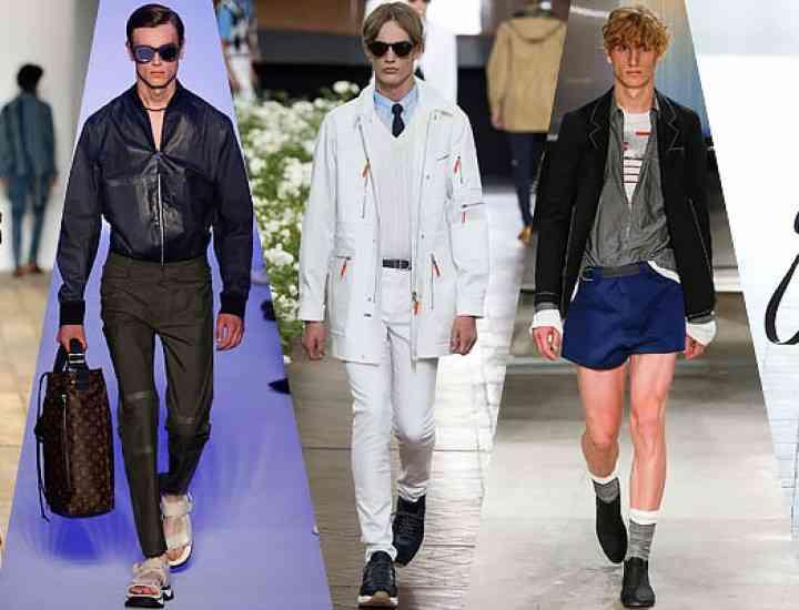 5 tendințe pentru bărbați pentru primăvara 2016