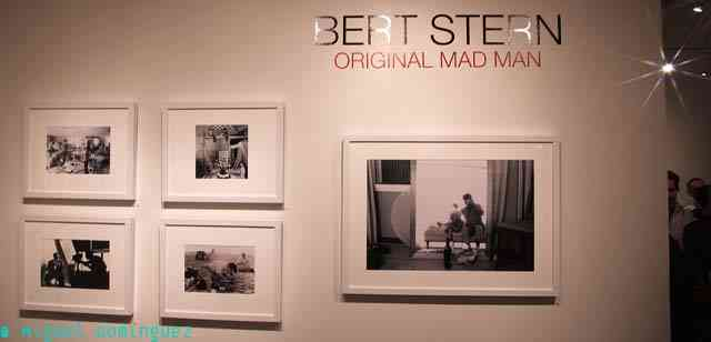Bert Stern Original Mad Man