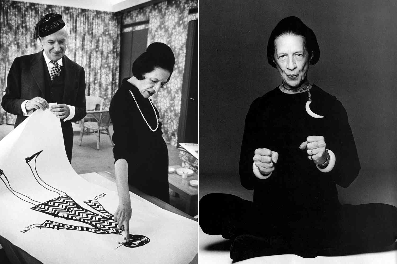 Diana Vreeland moda