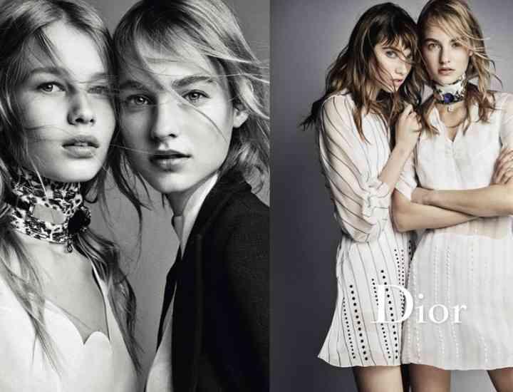 Colecția Dior pentru primăvara / vara 2016