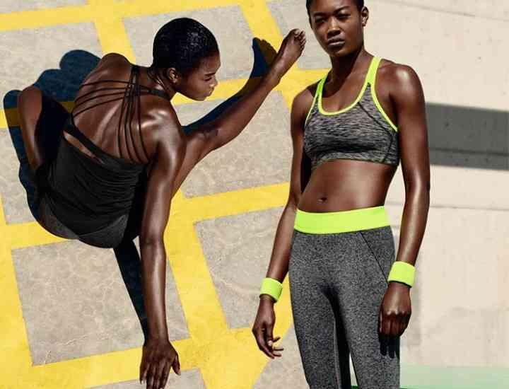 Colecția H & M Sport pentru primăvara 2016