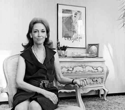 Helen Gurley Brown editor