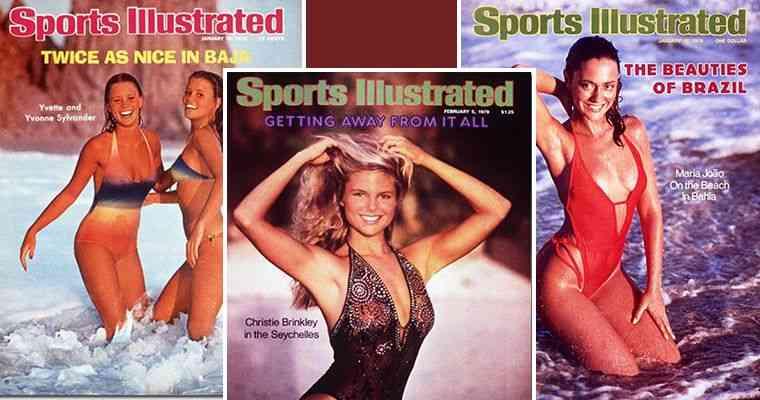 Sports Illustrated swinsuit