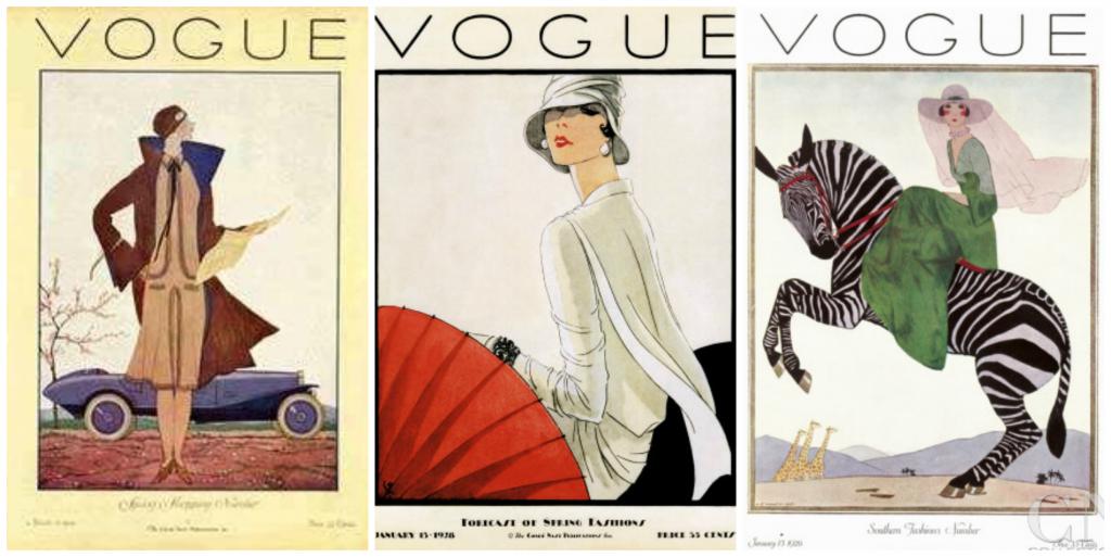 Vogue 1905