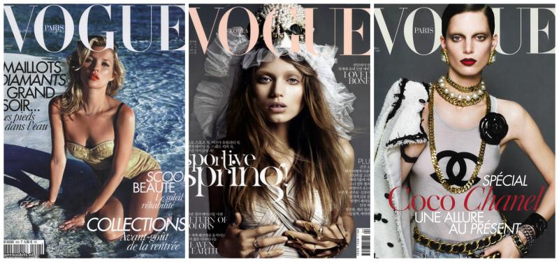 Vogue  2010
