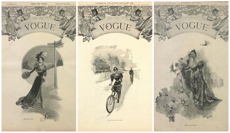 Vogue 1892