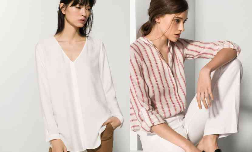 bluze primavara massimo dutti