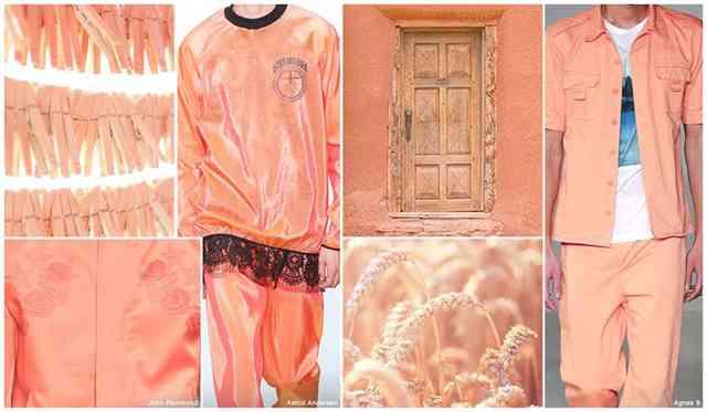 culori barbati - orange