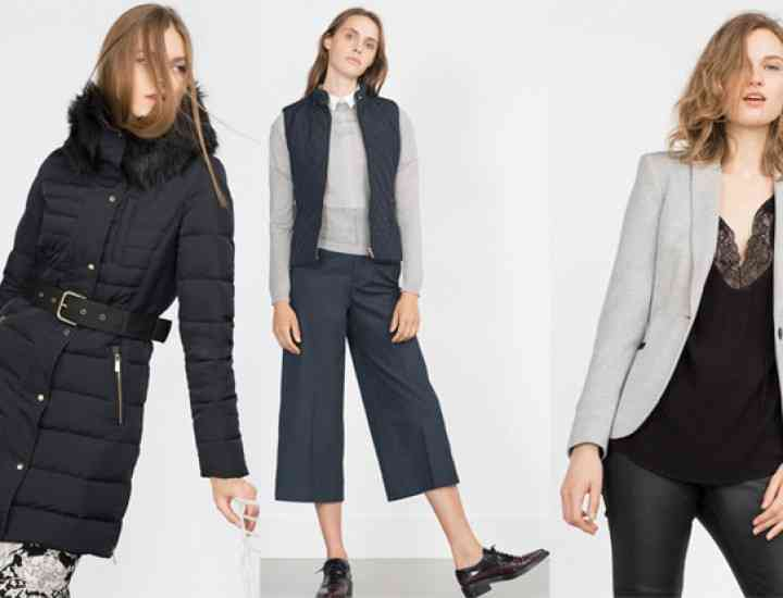 Zara prezintă o colecție de îmbrăcăminte exterioară pentru primăvara 2016