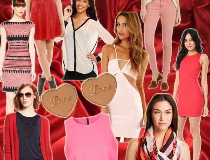 Ziua Îndrăgostiților – 5 idei de ținute la modă