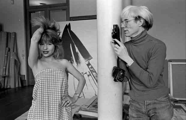 Andy Warhol cariera