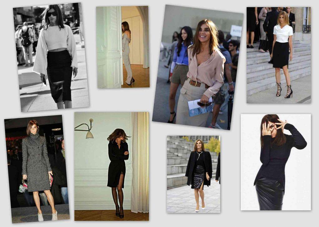 Carine Roitfeld moda