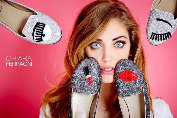 Chiara Ferragni pantofi