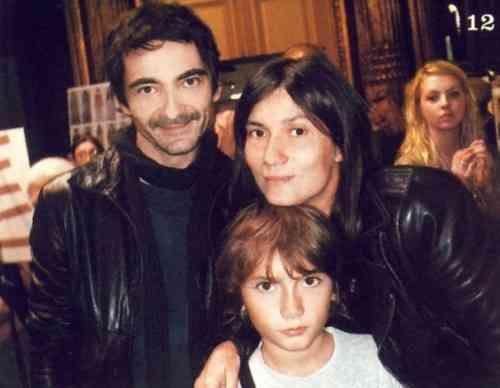 Emmanuelle Alt familie