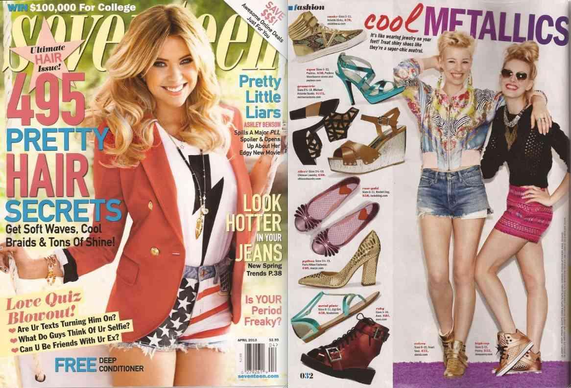 Seventeen revista