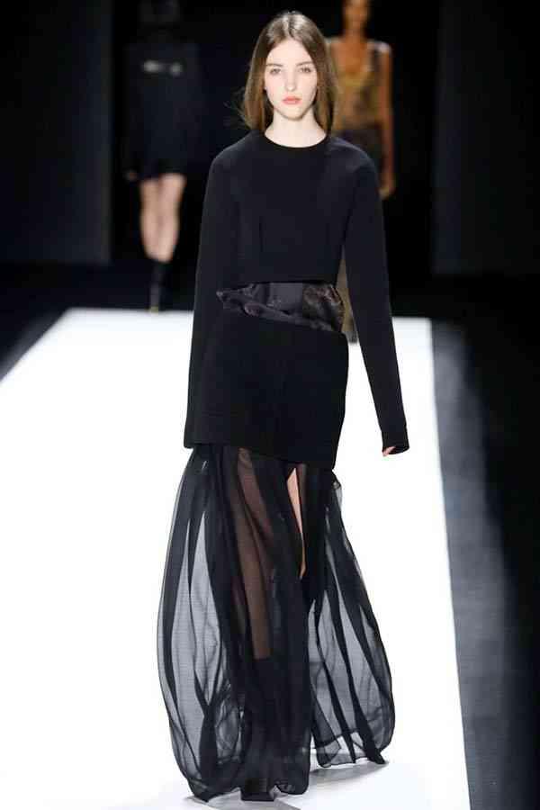 Vera Wang moda 2016