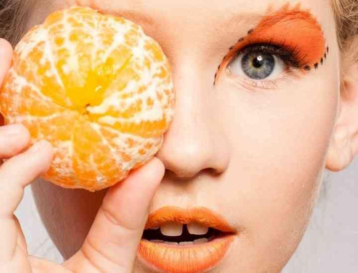 Ținutele portocalii, ținute cu un plus de vitalitate