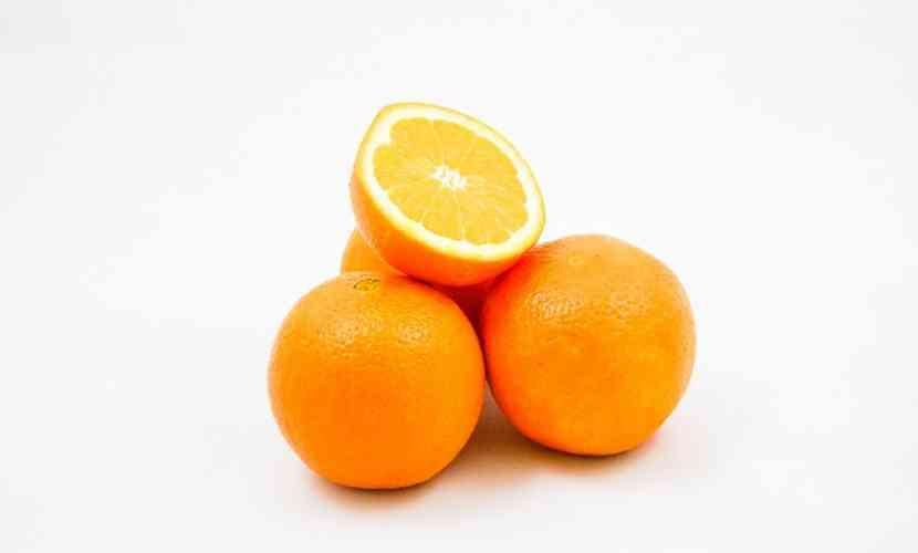 eliminarea acneei cu portocale